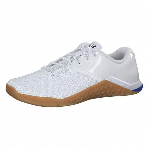 Nike Herren Trainingsschuhe Metcon 4 XD X BQ9409-112 44.5 White/White-Gum Med Brown | 44.5