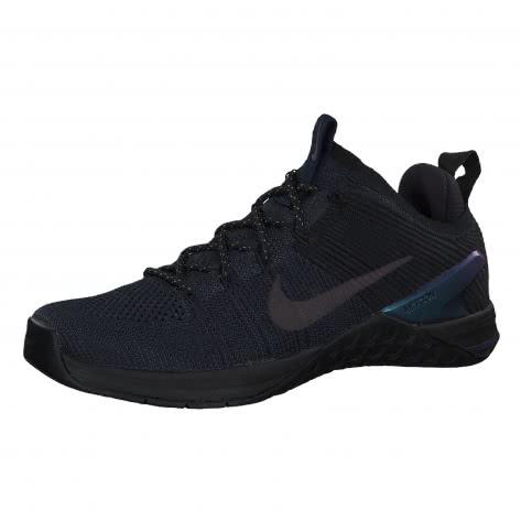 Nike Herren Trainingsschuhe Metcon DSX Flyknit 2 AMP AV3839-400 45 College Navy/Black-Black | 45