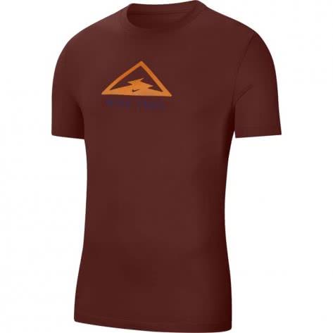 Nike Herren Laufshirt Trail Shirt CT3857