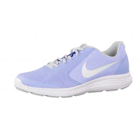 Nike Kinder Laufschuhe Revolution 3 SE (GS) 859602 Aluminium White Pure Platinum Größe 35.5,36.5,38
