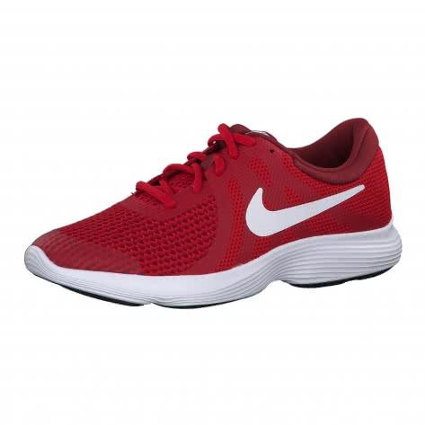 Nike Jungen Laufschuhe Revolution 4 (GS) 943309 Gym Red White Team Red Black Größe 36,38,38.5,40