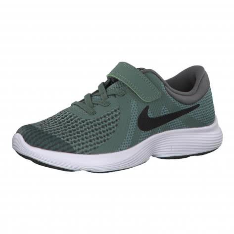Nike Jungen Laufschuhe Revolution 4 (PS) 943305 Clay Green Black River Rock White Größe 27.5,28.5,31.5,33.5
