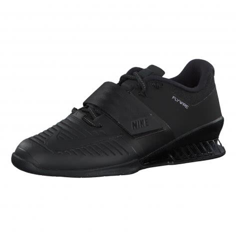 Nike Unisex Gewichtheberschuhe Romaleos 3 Training Shoe 852933-004 35.5 Black/Black-Black-Hyper Crimson | 35.5