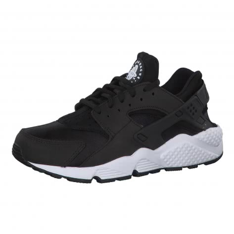Nike Damen Sneaker Air Huarache Run 634835 Black/Black-White Größe: 37.5