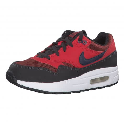 Nike Jungen Sneaker Air Max 1 (PS) 807603 Rough Red Midnight Navy University Red Größe 27.5,28,28.5,29.5,30,31.5