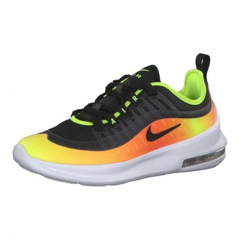 Nike Jungen Sneaker Air Max Axis RF (GS) AV7590-001 37.5 Black/Black-Volt-Total Orange | 37.5