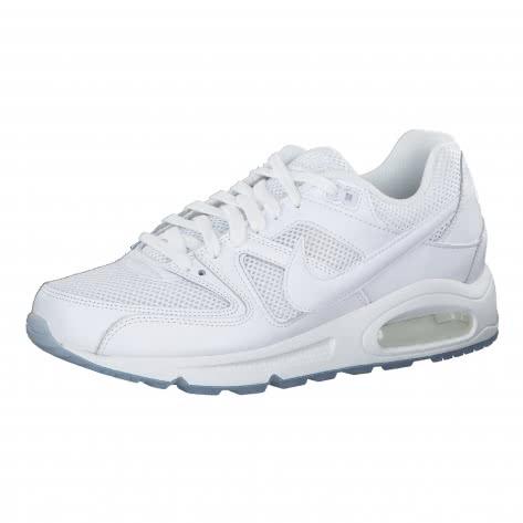 Nike Herren Sneaker Air Max Command 629993-112 44.5 White/White-White | 44.5