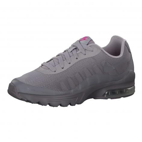Nike Mädchen Sneaker Air Max Invigor Print (GS) AH5261 Atmosphere Grey Gunsmoke Hyper Magenta Größe 35.5,36,36.5,37.5,38,38.5