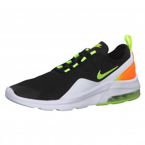 Nike Jungen Sneaker Air Max Motion 2 RF (GS) BV0710-001 40 Black/Volt-White-Total Orange | 40