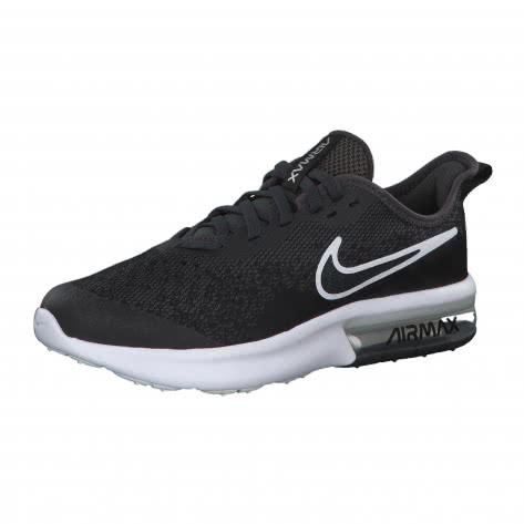Nike Jungen Sneaker Air Max Sequent 4 EP (GS) CD8521-001 38 Anthracite/Black-Metallic Silver-White | 38