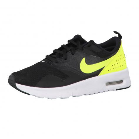 Nike Kinder Sneaker Air Max Tavas (PS) 844104 Black Volt White Größe 29.5