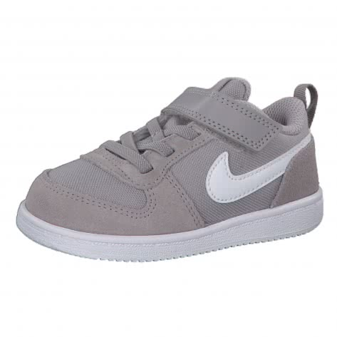 Nike Kinder Sneaker Court Borough Low PE (TDV) CD8515-001 21 Atmosphere Grey/White | 21