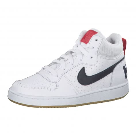 Nike Kinder Sneaker Court Borough Mid (GS) 839977