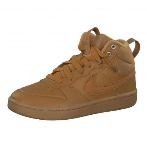 Nike Jungen Sneaker Court Borough Mid 2 Boot (PS) BQ5442