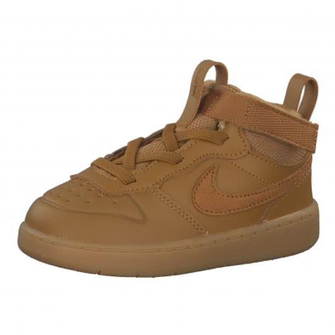 Nike Jungen Sneaker Court Borough Mid 2 Boot (TD) BQ5445