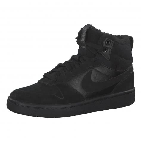 Nike Jungen Sneaker Court Borough Mid 2 Boot BG CQ4023