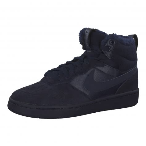 Nike Jungen Sneaker Court Borough Mid 2 Boot BG CQ4023