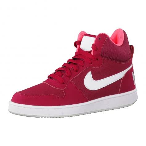 Nike Damen Sneaker Court Borough Mid 844906