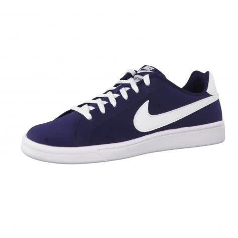 Nike Kinder Sneaker Court Royale (GS) 833535 Obsidian White Größe 35.5,36,36.5,37.5,38,38.5,39,40