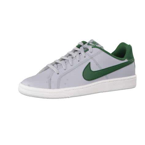 Nike Kinder Sneaker Court Royale (GS) 833535 Wolf Grey Gorge Green White Größe 35.5,36,36.5,37.5,38,38.5,39,40