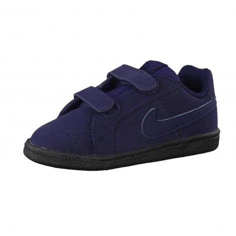 Nike Kinder Sneaker Court Royale (TDV) 833537 Obsidian Obsidian Größe 22,25,26,27