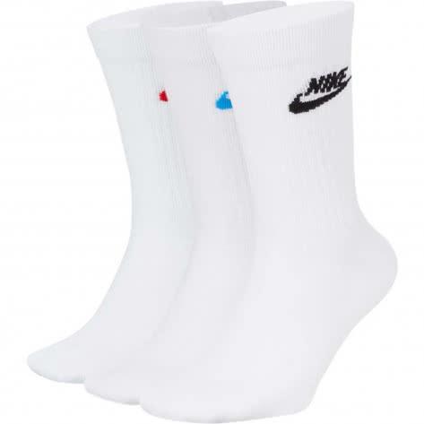 Nike Unisex Socken Everyday Essential Crew (3 Pair) SK0109