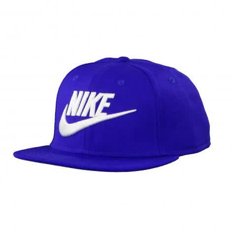Nike Kappe Futura Nike True 584169-457 Deep Royal Blue/White | One size