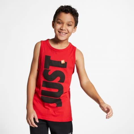 Nike Jungen Tanktop Just Do It BQ2709