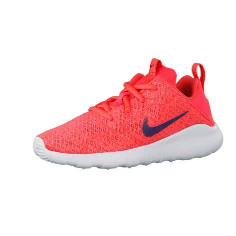 Nike Kinder Sneaker Kaishi 2.0 (PS) 844669 Ember Glow Purple Dynasty Pure Platinum Größe 30,32