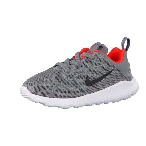 Nike Kinder Sneaker Kaishi 2.0 (TD) 844702 Cool Grey Black Max Orange White Größe 21,22,23.5