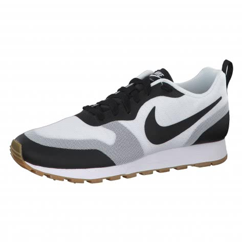 Nike Herren Sneaker MD Runner 2 19 AO0265-100 47 White/Black-Gum Light Brown | 47