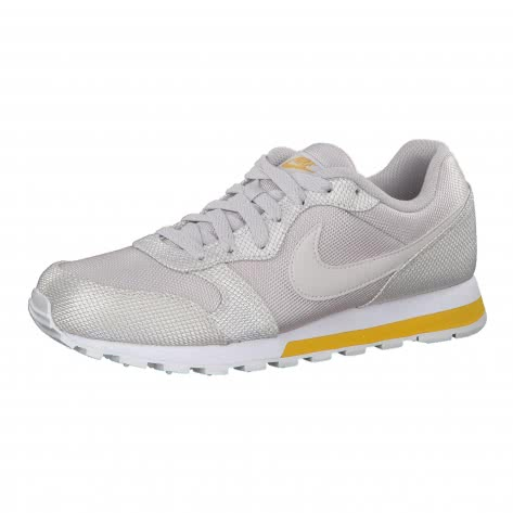 Nike Damen Sneaker MD Runner 2 SE AQ9121-002 37.5 Vast Grey/Platinum Tint-Dark Sulfur | 37.5