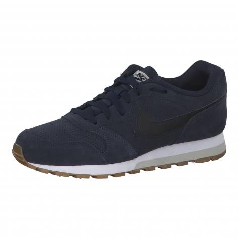 Nike Herren Sneaker MD Runner 2 Suede AQ9211