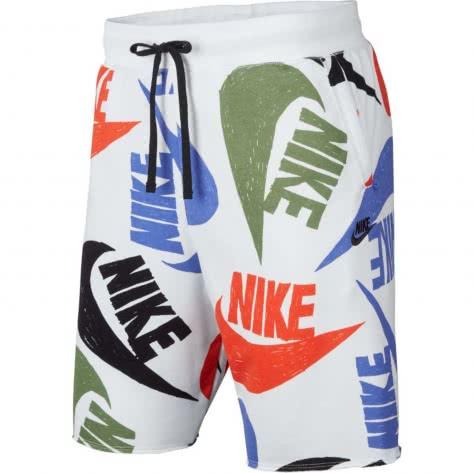 Nike Herren Short NSW CE Short FT AOP 1 CJ4406