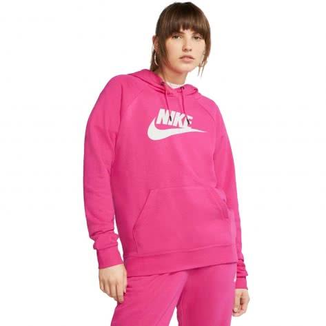 Nike Damen Kapuzenpullover NSW Essential Fleece Hoodie BV4126
