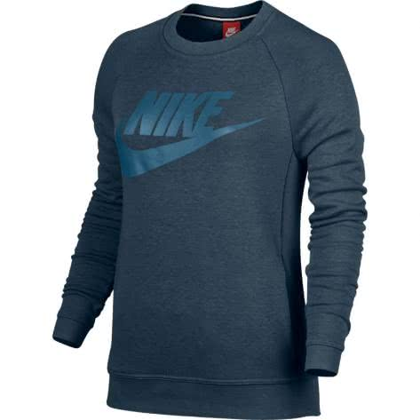 Nike Damen Pullover NSW Modern Crew GX1 842435-429 S Squadron Blue/Squadron Blue/Smokey Blue | S