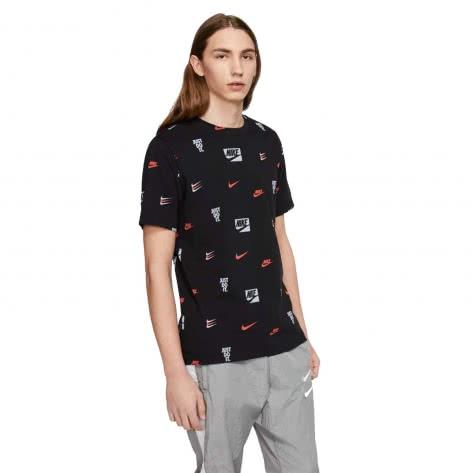Nike Herren T-Shirt NSW SS Core AOP Tee CV8962
