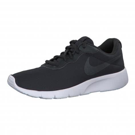 Nike Mädchen Sneaker Tanjun (GS) 818384 Anthracite Anthracite White Größe 35.5,36,36.5,38,38.5