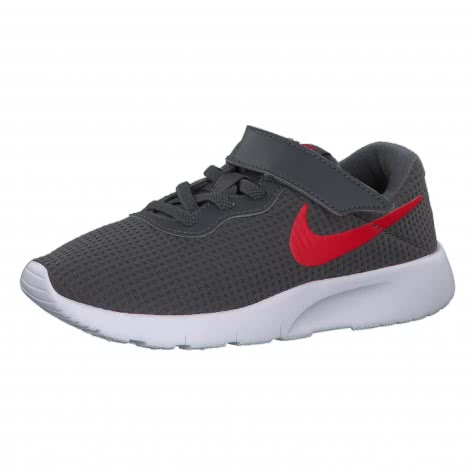 Nike Jungen Sneaker Tanjun (PSV) 844868 Dark Grey University Red White Größe 27.5,28,28.5,29.5,30,31,31.5,32,33,33.5,34,35