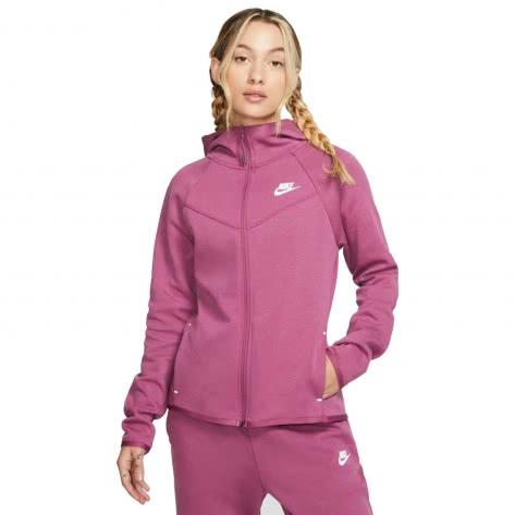 Nike Damen Sweatjacke Tech Fleece Windrunner Hoodie FZ BV3455