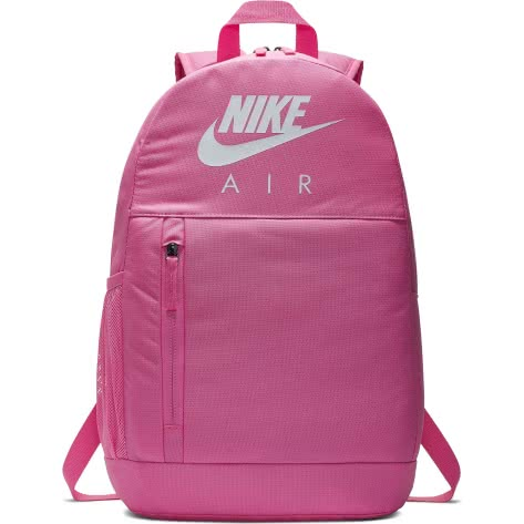 Nike Kinder Rucksack Elemental Backpack - GFX BA6032-610 China Rose/China Rose/White | One size