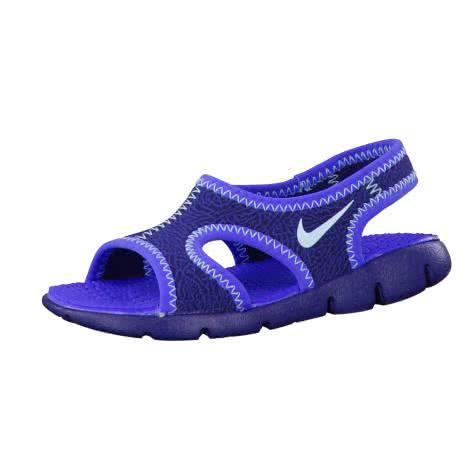 Nike Kindersandale Sunray 9 344636 Binary Blue Still Blue Comet Blue Größe 19.5,21,22,23.5,25,26