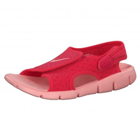 Nike Kindersandale Sunray Adjust 4 386520 Tropical Pink Bleached Coral Größe 32,33.5,35,36,37.5,38.5