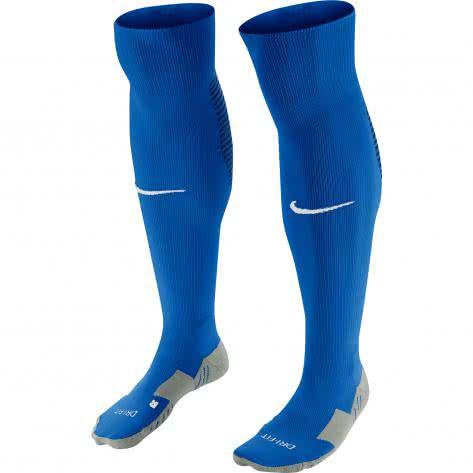 Nike Stutzen Team Matchfit Core OTC Sock 800265 Royal Blue/Midnight Navy/(White) Größe: 30-34