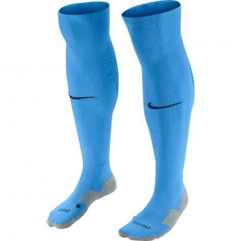 Nike Stutzen Team Matchfit Core OTC Sock 800265 University Blue/Italy Blue/(Midnight Navy) Größe: 30-34,42-46,46-50