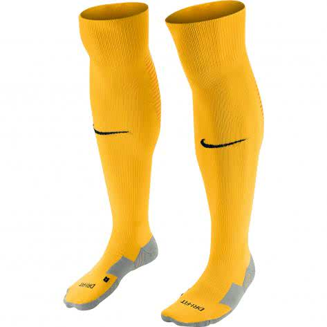 Nike Stutzen Team Matchfit Core OTC Sock 800265 University Gold/Sundial/(Black) Größe: 46-50