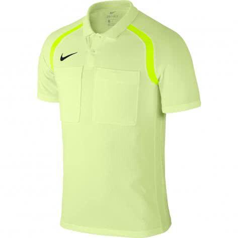 Nike Herren Schiedsrichter Trikot Team Referee Jersey 807703 Barely Volt/Volt/(Black) Größe: XL,XXL