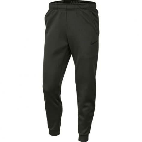 Nike Herren Trainingshose Therma Pant Taper 932255-355 XXL Sequoia/Black   XXL