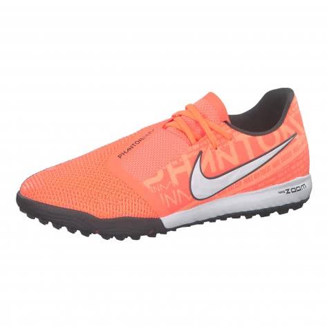 Nike Herren Fussballschuhe Zoom Phantom Venom Pro TF BQ7497-810 45 Bright Mango/White-Orange Pulse | 45