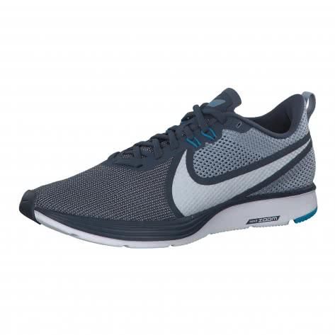 Nike Herren Laufschuhe Zoom Strike 2 AO1912 403 46 Monsoon BlueWhite Obsidian Mist | 46 |